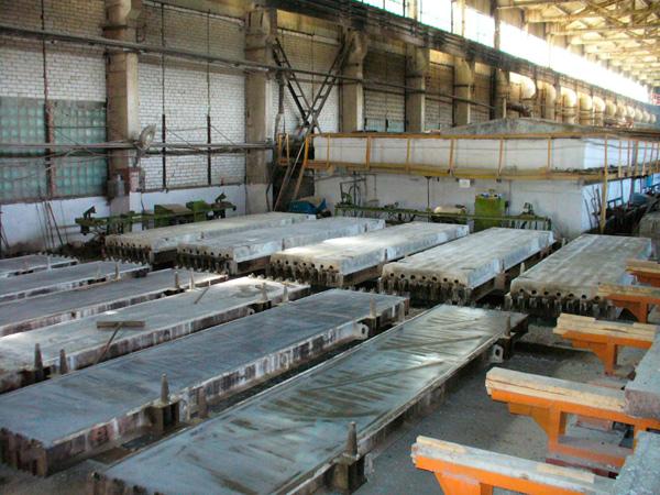 Изготовление плит перекрытия чехов плиты перекрытия п5