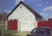 Гараж в деревне Чудиново в Чеховском районе