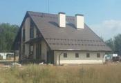 В Ступино небольшой дом для загородной жизни